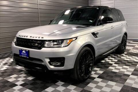 2015 Land Rover Range Rover Sport for sale at TRUST AUTO in Sykesville MD