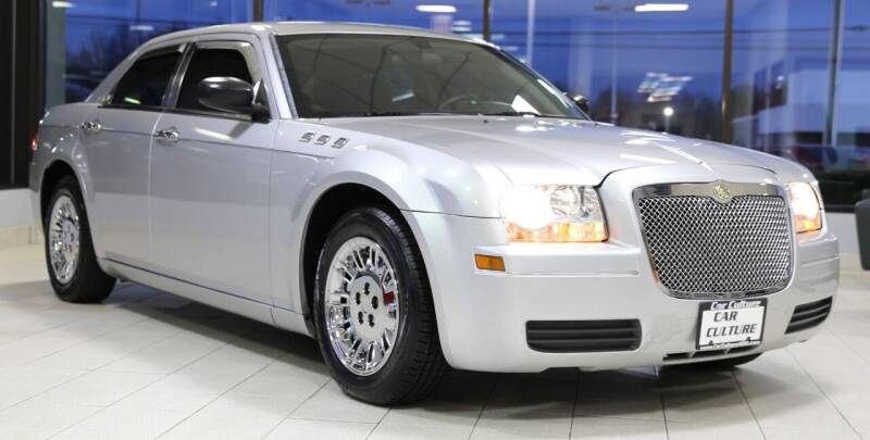2007 Chrysler 300 for sale at Car Culture in Warren OH