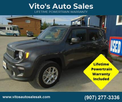 2019 Jeep Renegade for sale at Vito's Auto Sales in Anchorage AK