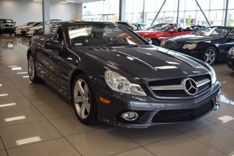 2009 Mercedes-Benz SL-Class for sale at Legend Auto in Sacramento CA