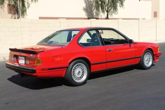 1988 BMW M6 3