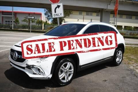 2021 Mercedes-Benz GLA for sale at STS Automotive - Miami, FL in Miami FL