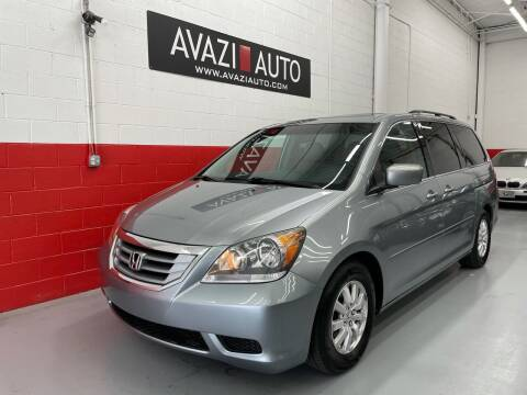 2010 Honda Odyssey for sale at AVAZI AUTO GROUP LLC in Gaithersburg MD