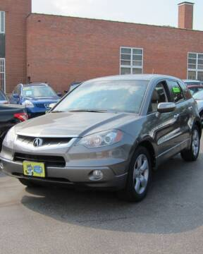 2008 Acura RDX for sale at DRIVE TREND in Cleveland OH