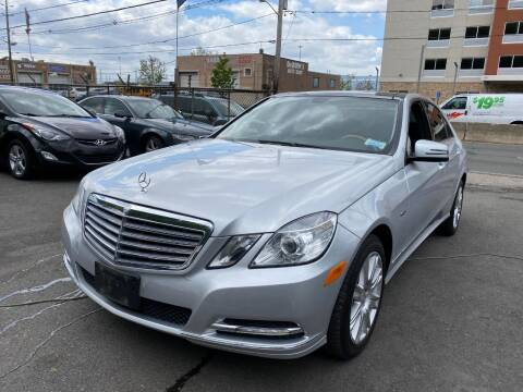 2012 Mercedes-Benz E-Class for sale at Exotic Automotive Group in Jersey City NJ