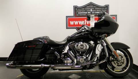 2013 Harley-Davidson ROAD GLIDE CUSTOM for sale at Certified Motor Company in Las Vegas NV
