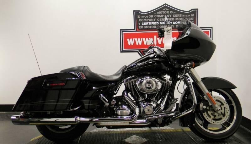 2013 Harley-Davidson ROAD GLIDE CUSTOM for sale at Certified Motor Company in Las Vegas NV