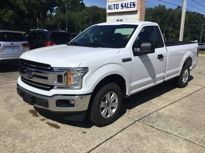 2019 Ford F-150 for sale at Integrity Auto Sales in Dickson TN