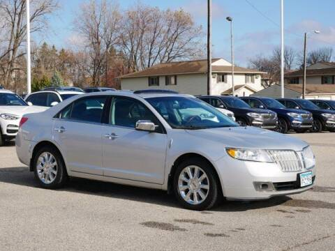 2011 Lincoln MKZ for sale at Park Place Motor Cars in Rochester MN