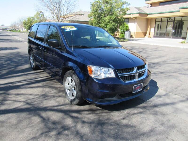 2013 Dodge Grand Caravan for sale at Repeat Auto Sales Inc. in Manteca CA