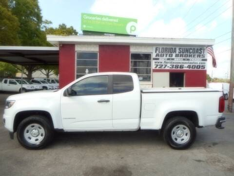 2015 Chevrolet Colorado for sale at Florida Suncoast Auto Brokers in Palm Harbor FL