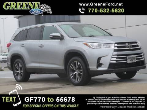 2019 Toyota Highlander for sale at Nerd Motive, Inc. - NMI in Atlanta GA