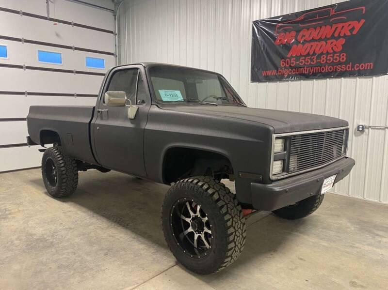 1986 Chevrolet Silverado 1500 SS Classic for sale in Sioux Falls, SD