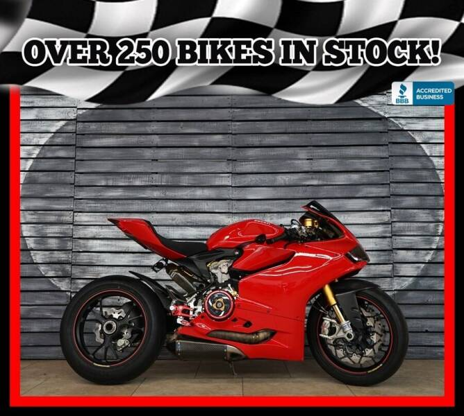 2014 Ducati Panigale for sale at Motomaxcycles.com in Mesa AZ