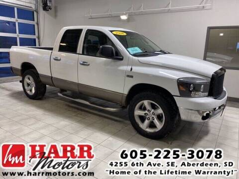 2008 Dodge Ram Pickup 1500 for sale at Harr's Redfield Ford in Redfield SD