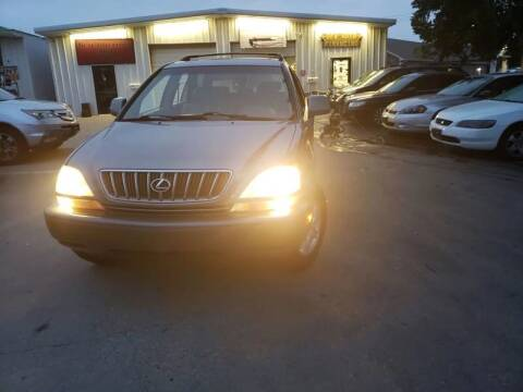 2002 Lexus RX 300 for sale at Bad Credit Call Fadi in Dallas TX