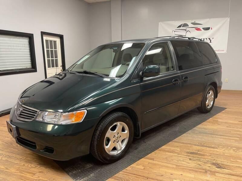 2001 Honda Odyssey for sale at Quality Autos in Marietta GA