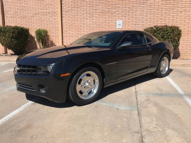 2013 Chevrolet Camaro for sale at Freedom  Automotive in Sierra Vista AZ