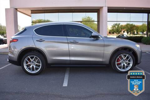 2018 Alfa Romeo Stelvio for sale at GOLDIES MOTORS in Phoenix AZ