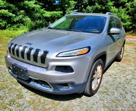 2016 Jeep Cherokee for sale at The Car Store in Milford MA
