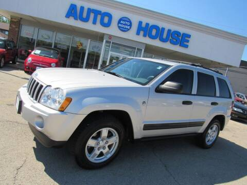 2006 Jeep Grand Cherokee for sale at Auto House Motors in Downers Grove IL