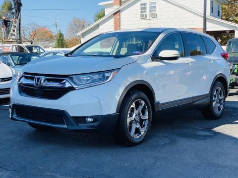 2017 Honda CR-V for sale at HD Auto Sales Corp. in Reading PA