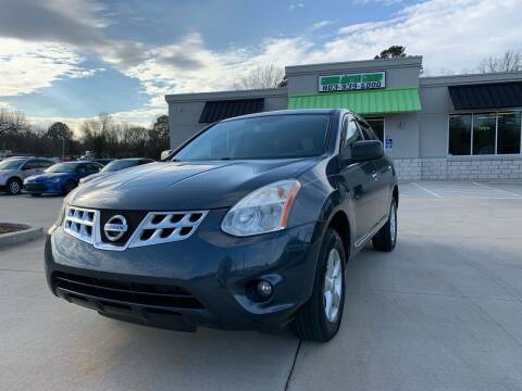 2012 Nissan Rogue for sale at Cross Motor Group in Rock Hill SC
