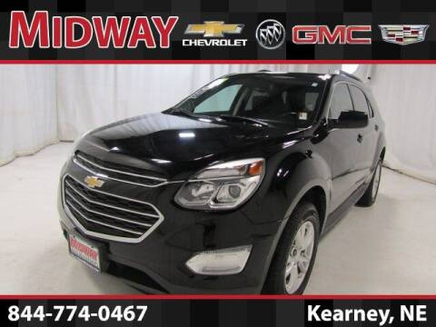 2017 Chevrolet Equinox for sale at Midway Auto Outlet in Kearney NE