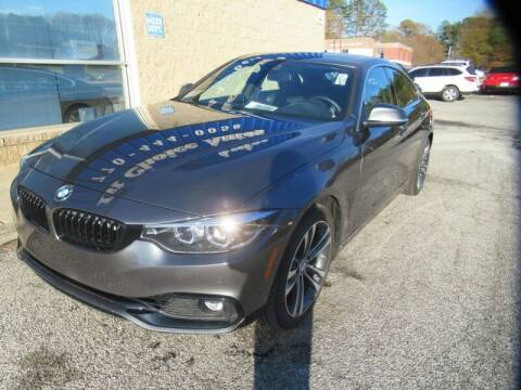 2020 BMW 4 Series for sale at Southern Auto Solutions - 1st Choice Autos in Marietta GA