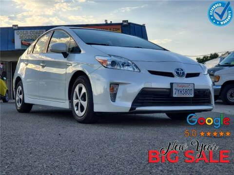 2014 Toyota Prius for sale at Gold Coast Motors in Lemon Grove CA