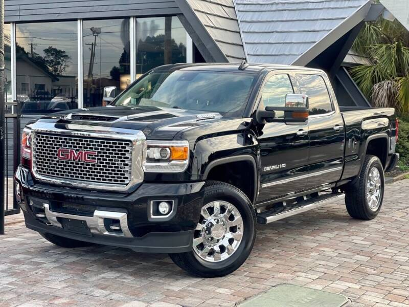 2017 GMC Sierra 2500HD for sale at Unique Motors of Tampa in Tampa FL