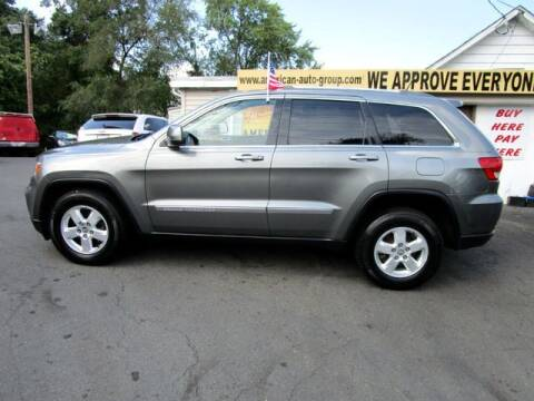 2012 Jeep Grand Cherokee for sale at American Auto Group Now in Maple Shade NJ