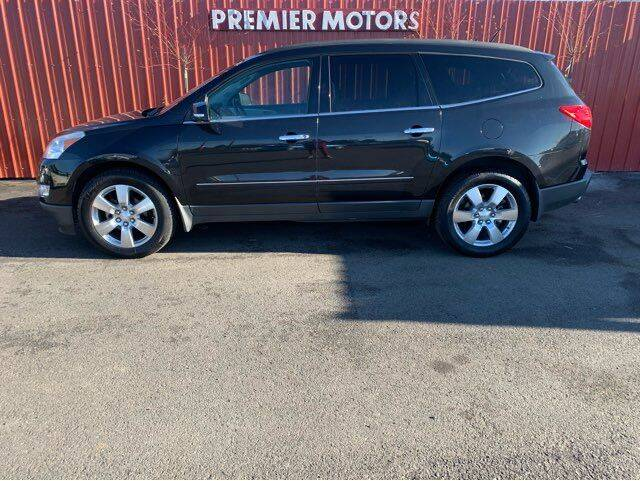2012 Chevrolet Traverse for sale at PremierMotors INC. in Milton Freewater OR