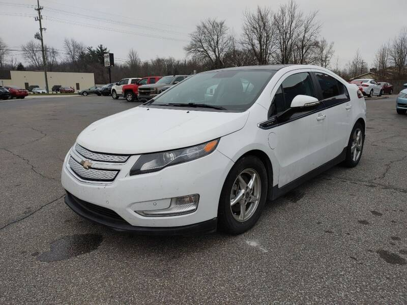 2012 Chevrolet Volt for sale at Cruisin' Auto Sales in Madison IN