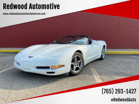 1999 Chevrolet Corvette for sale at Redwood Automotive in Anderson IN