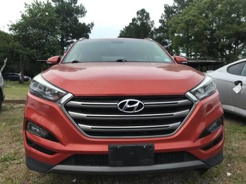 2016 Hyundai Tucson for sale at #1 Auto Liquidators in Yulee FL