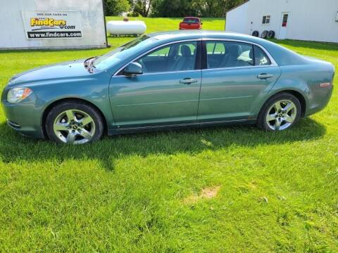 2009 Chevrolet Malibu for sale at ROB'S AUTO SALES in Ridgeway IA