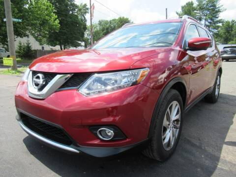 2014 Nissan Rogue for sale at PRESTIGE IMPORT AUTO SALES in Morrisville PA