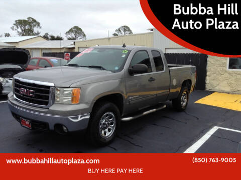 2008 GMC Sierra 1500 for sale at Bubba Hill Auto Plaza in Panama City FL