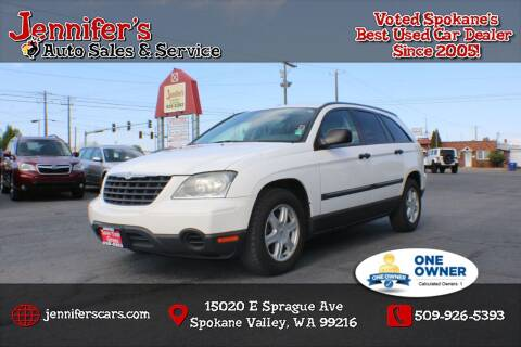 2006 Chrysler Pacifica for sale at Jennifer's Auto Sales in Spokane Valley WA