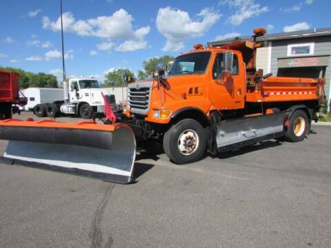 2003 Sterling L8500 Series for sale at NorthStar Truck Sales in Saint Cloud MN