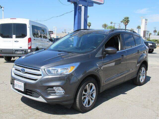 2018 Ford Escape for sale at Atlantis Auto Sales in La Puente CA