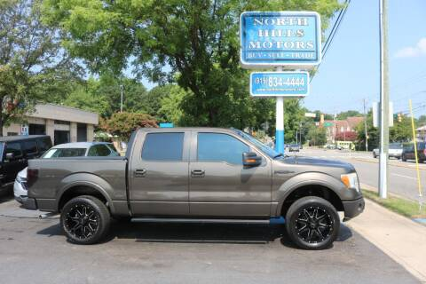 2009 Ford F-150 for sale at North Hills Motors in Raleigh NC
