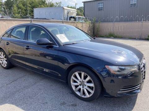 2014 Audi A6 for sale at CBS Quality Cars in Durham NC