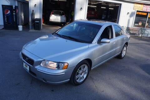2006 Volvo S60 for sale at Autos By Joseph Inc in Highland NY