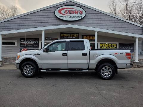 2010 Ford F-150 for sale at Stans Auto Sales in Wayland MI