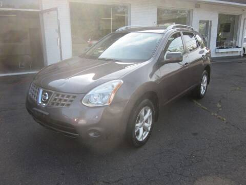 2009 Nissan Rogue for sale at ENFIELD STREET AUTO SALES in Enfield CT