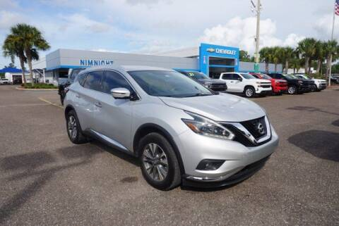 2018 Nissan Murano for sale at WinWithCraig.com in Jacksonville FL
