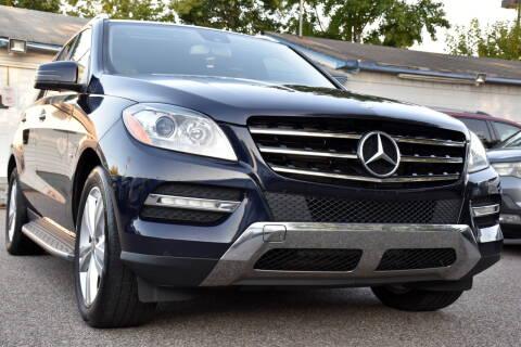 2012 Mercedes-Benz M-Class for sale at Wheel Deal Auto Sales LLC in Norfolk VA