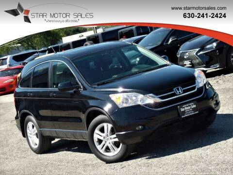 2011 Honda CR-V for sale at Star Motor Sales in Downers Grove IL